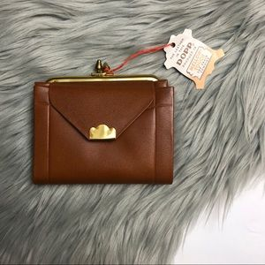 Dopp | Vintage Leather Wallet Coin Purse